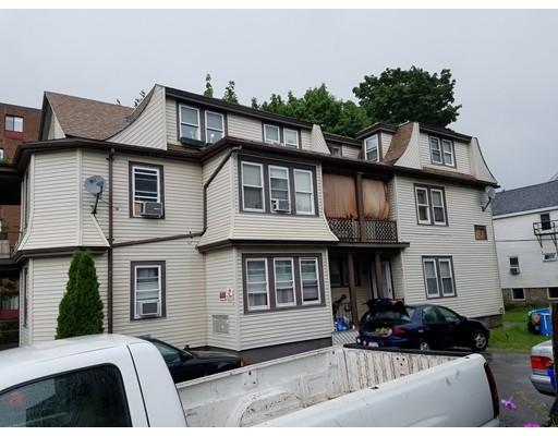 Casa Multifamiliar por un Venta en 240 Third Street 240 Third Street Fall River, Massachusetts 02721 Estados Unidos