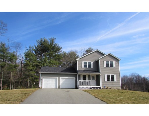 Single Family Home for Sale at 9 Meadow Pond Road 9 Meadow Pond Road Belchertown, Massachusetts 01007 United States