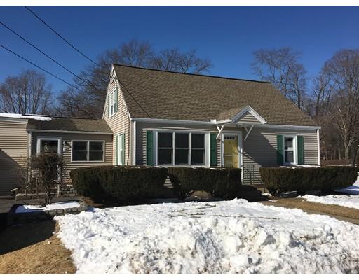 Casa Unifamiliar por un Venta en 10 Oak Avenue 10 Oak Avenue South Hadley, Massachusetts 01075 Estados Unidos
