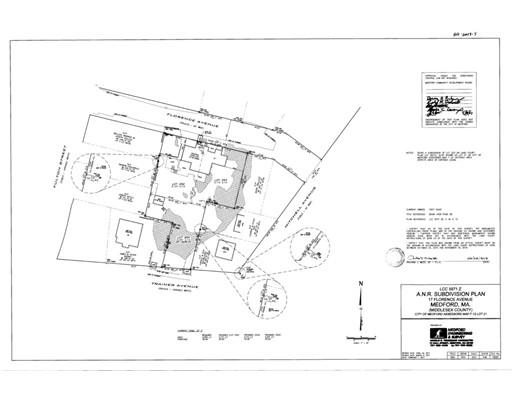 Land for Sale at 17 Florence Avenue 17 Florence Avenue Medford, Massachusetts 02155 United States