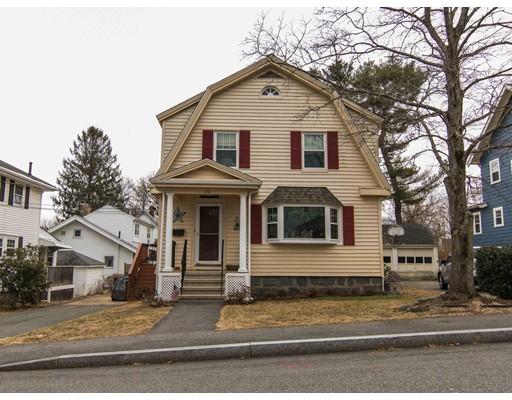 Частный односемейный дом для того Продажа на 34 Morrison Road 34 Morrison Road Braintree, Массачусетс 02184 Соединенные Штаты