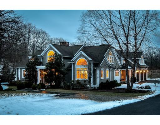 Single Family Home for Sale at 137 Centre Street 137 Centre Street Dover, Massachusetts 02030 United States