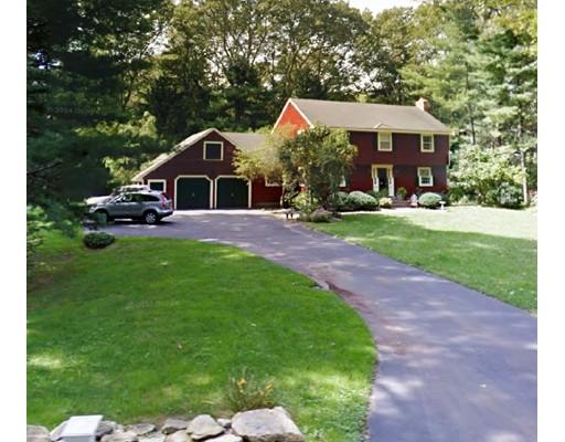 Maison unifamiliale pour l Vente à 4 Fawn Road 4 Fawn Road Sherborn, Massachusetts 01770 États-Unis