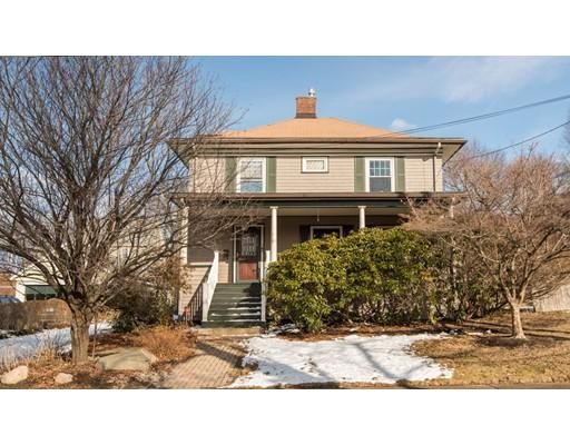 Casa Unifamiliar por un Venta en 115 Rowe Street 115 Rowe Street Melrose, Massachusetts 02176 Estados Unidos