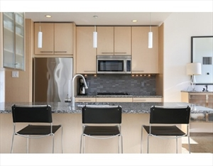 40 Fay Street 603 is a similar property to 15 Sleeper St  Boston Ma