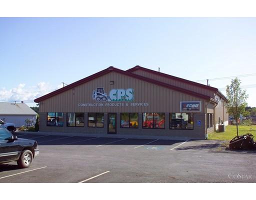 商用 为 销售 在 250 Industrial Drive 250 Industrial Drive 哈利法克斯, 马萨诸塞州 02338 美国