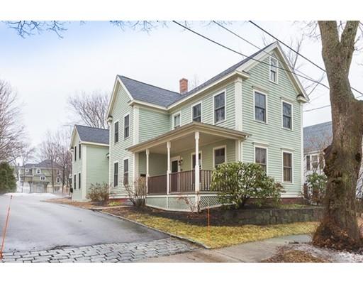 共管式独立产权公寓 为 销售 在 11 Walnut Street Newburyport, 01950 美国