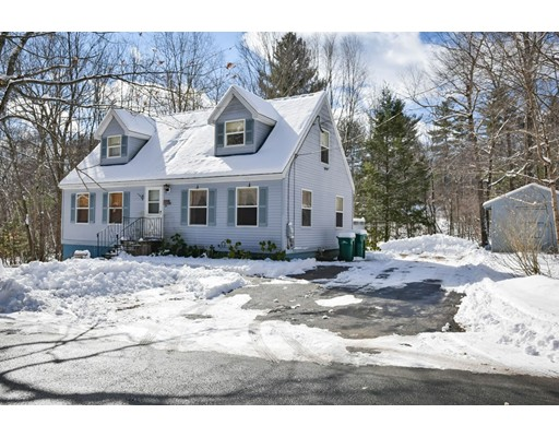 Single Family Home for Sale at 34 Turnpike Road 34 Turnpike Road Ashburnham, Massachusetts 01430 United States