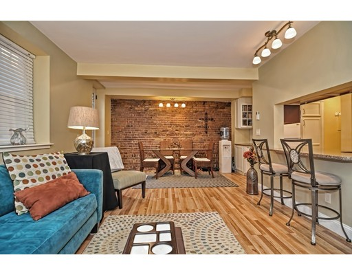 Condominium for Sale at 17 E Springfield Street 17 E Springfield Street Boston, Massachusetts 02118 United States