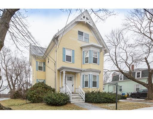 Многосемейный дом для того Продажа на 78 Cherry Street 78 Cherry Street Waltham, Массачусетс 02453 Соединенные Штаты