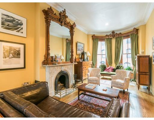 Частный односемейный дом для того Продажа на 29 Dwight Street 29 Dwight Street Boston, Массачусетс 02118 Соединенные Штаты