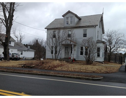 Single Family Home for Sale at 96 Main Street Blandford, Massachusetts 01008 United States
