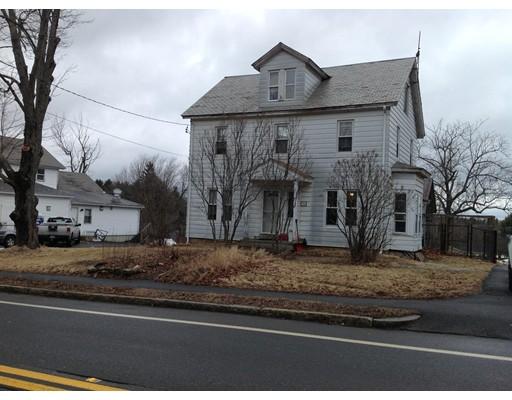 Частный односемейный дом для того Продажа на 96 Main Street 96 Main Street Blandford, Массачусетс 01008 Соединенные Штаты