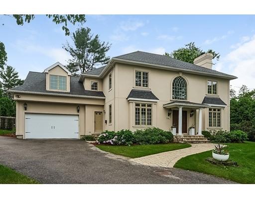 Single Family Home for Sale at 716 Newton Street 716 Newton Street Brookline, Massachusetts 02467 United States
