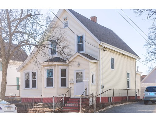 Single Family Home for Sale at 278 Eastern Avenue 278 Eastern Avenue Lynn, Massachusetts 01902 United States
