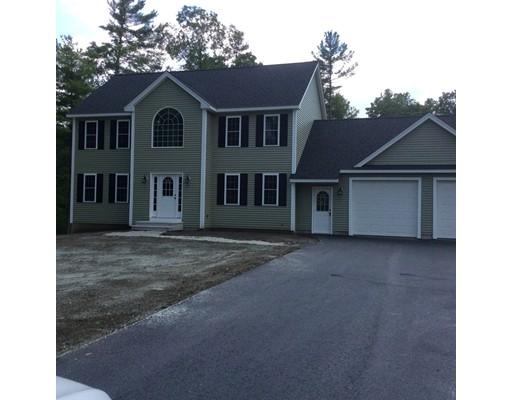 Частный односемейный дом для того Продажа на 16 Hyde Road 16 Hyde Road Charlton, Массачусетс 01507 Соединенные Штаты