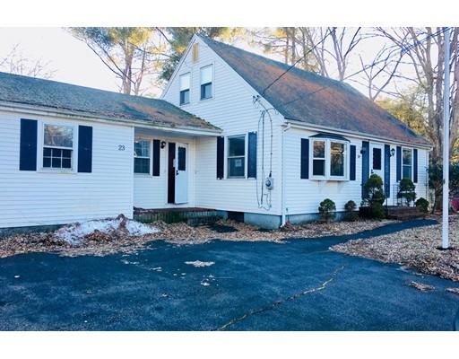 Casa Unifamiliar por un Venta en 23 Warren St W 23 Warren St W Raynham, Massachusetts 02767 Estados Unidos
