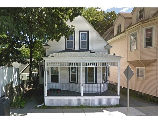 Single Family Home for Sale at 518 Hyde Park Avenue 518 Hyde Park Avenue Boston, Massachusetts 02131 United States