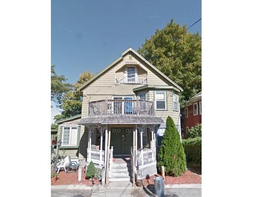 Casa Unifamiliar por un Alquiler en 16 Sawyer Ter. Boston, Massachusetts 02134 Estados Unidos