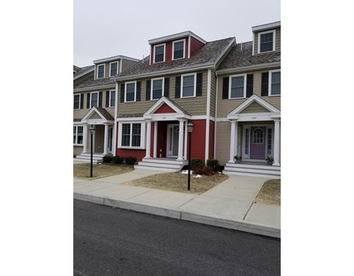 Condominium for Sale at 1601 Bay Street 1601 Bay Street Taunton, Massachusetts 02780 United States