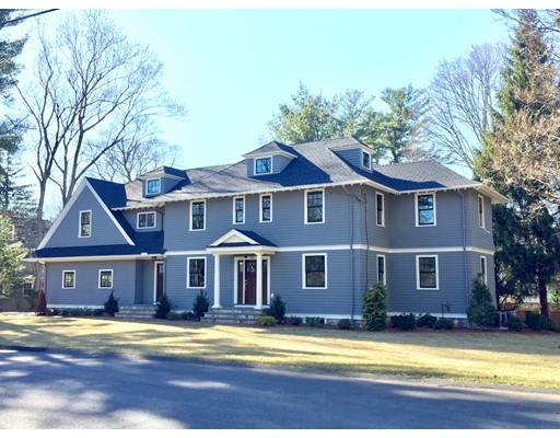 Частный односемейный дом для того Продажа на 5 Washington Street 5 Washington Street Lexington, Массачусетс 02421 Соединенные Штаты