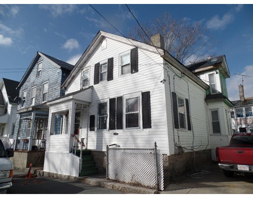 Single Family Home for Sale at 103 Sycamore Street 103 Sycamore Street New Bedford, Massachusetts 02740 United States