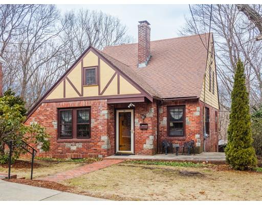 단독 가정 주택 용 매매 에 109 Westchester Road 109 Westchester Road Boston, 매사추세츠 02130 미국