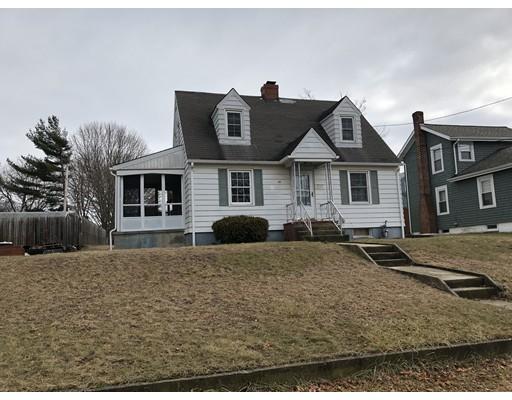 Single Family Home for Sale at 10 Weaver Street 10 Weaver Street Swansea, Massachusetts 02777 United States