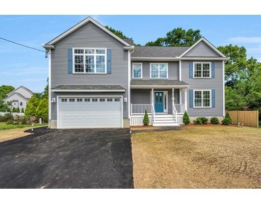 واحد منزل الأسرة للـ Sale في 22 BOYD ROAD 22 BOYD ROAD Woburn, Massachusetts 01801 United States