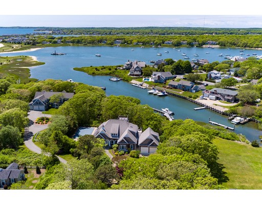 Single Family Home for Sale at 39 Davis Neck Road 39 Davis Neck Road Falmouth, Massachusetts 02536 United States
