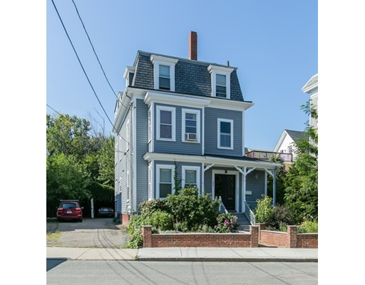 Condominium for Sale at 254 Summer Street 254 Summer Street Somerville, Massachusetts 02143 United States