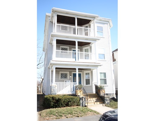 Single Family Home for Rent at 61 Marlboro Street Belmont, 02478 United States