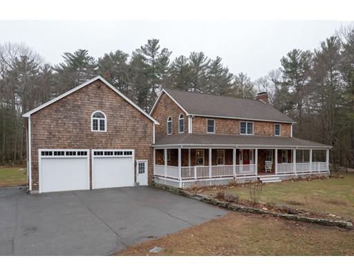 Single Family Home for Sale at 535 Mount Blue Street 535 Mount Blue Street Norwell, Massachusetts 02061 United States