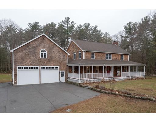 Maison unifamiliale pour l Vente à 535 Mount Blue Street 535 Mount Blue Street Norwell, Massachusetts 02061 États-Unis
