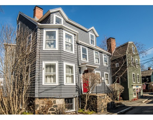 Condominium for Sale at 12 Darling 12 Darling Marblehead, Massachusetts 01945 United States