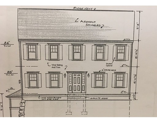 Single Family Home for Sale at 3 Windward Way 3 Windward Way Swansea, Massachusetts 02777 United States