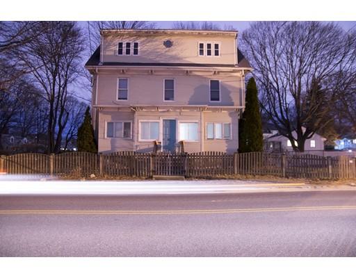 Single Family Home for Rent at 47 Washington St #1 47 Washington St #1 Stoneham, Massachusetts 02180 United States