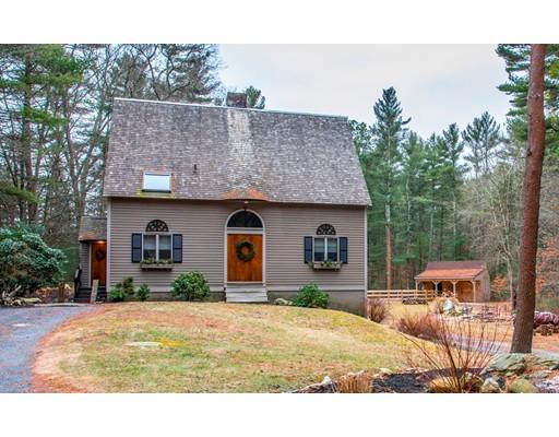 Частный односемейный дом для того Продажа на 96 Ring Road 96 Ring Road Plympton, Массачусетс 02367 Соединенные Штаты