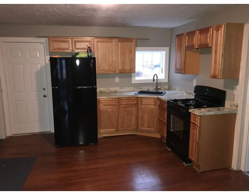 Single Family Home for Rent at 534 Daniels Street Fitchburg, 01420 United States