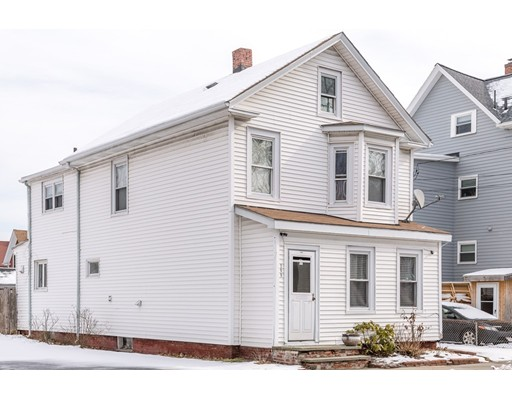 Single Family Home for Sale at 209 Fayette Street 209 Fayette Street Lynn, Massachusetts 01902 United States