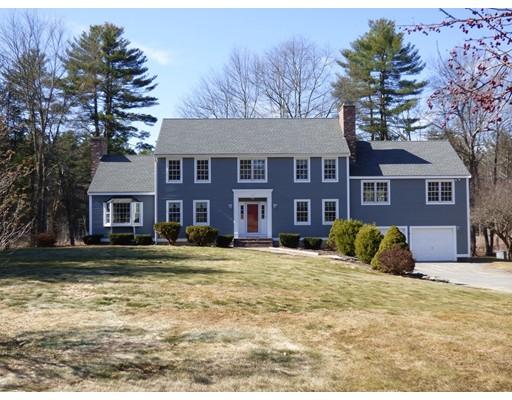 Single Family Home for Sale at 155 SHAKER ROAD 155 SHAKER ROAD Harvard, Massachusetts 01451 United States
