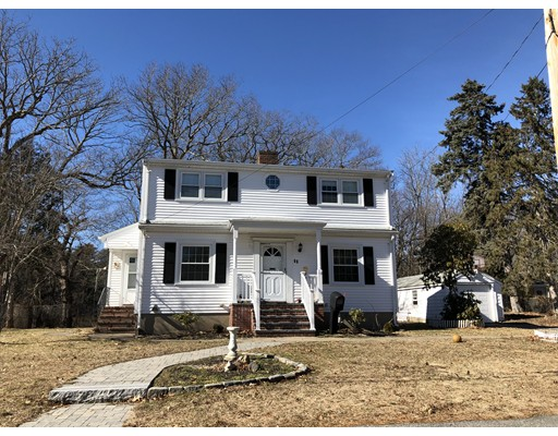 Single Family Home for Sale at 55 Adele Road 55 Adele Road Quincy, Massachusetts 02169 United States