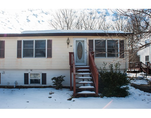 Single Family Home for Sale at 19 Dixfield Street 19 Dixfield Street Worcester, Massachusetts 01606 United States