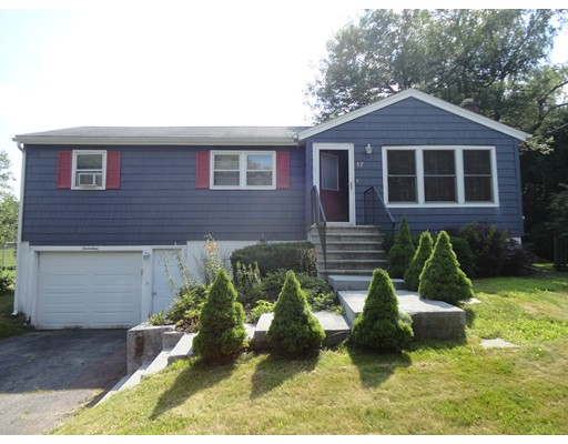 Single Family Home for Rent at 17 Yale Drive Milford, Massachusetts 01757 United States