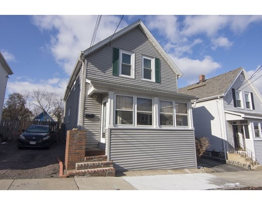 Single Family Home for Sale at 36 Ash Avenue 36 Ash Avenue Somerville, Massachusetts 02145 United States