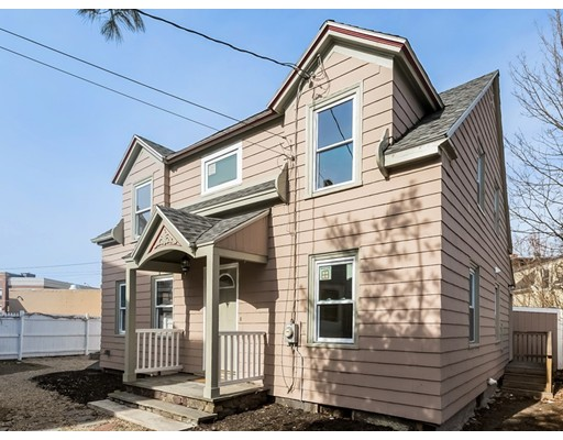 Single Family Home for Sale at 24 Basset Street 24 Basset Street Lynn, Massachusetts 01902 United States