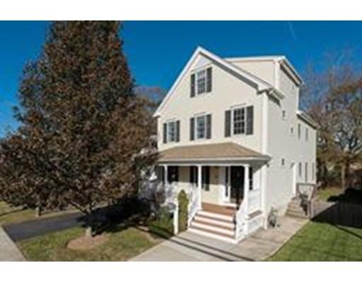 Casa Unifamiliar por un Venta en 227 Vernon Street 227 Vernon Street Norwood, Massachusetts 02062 Estados Unidos