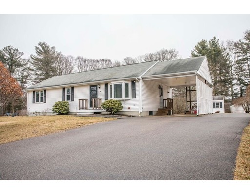 Single Family Home for Sale at 240 Paul Revere Terrace 240 Paul Revere Terrace Taunton, Massachusetts 02789 United States