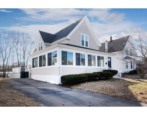 Частный односемейный дом для того Продажа на 36 Morton Street 36 Morton Street Abington, Массачусетс 02351 Соединенные Штаты