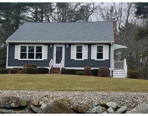 Single Family Home for Sale at 31 Juniper Lane 31 Juniper Lane Taunton, Massachusetts 02780 United States